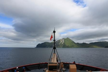 exiting dutch harbor